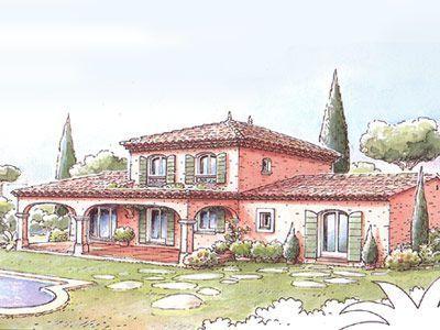 Maison page 3 - Dessin de belle maison ...